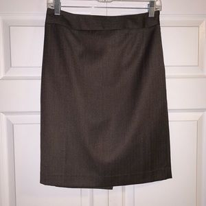 Ann Taylor Fully Lined Pencil Skirt